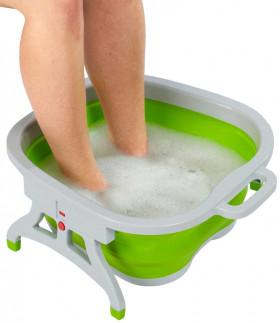 Sammenleggbart fotbad
